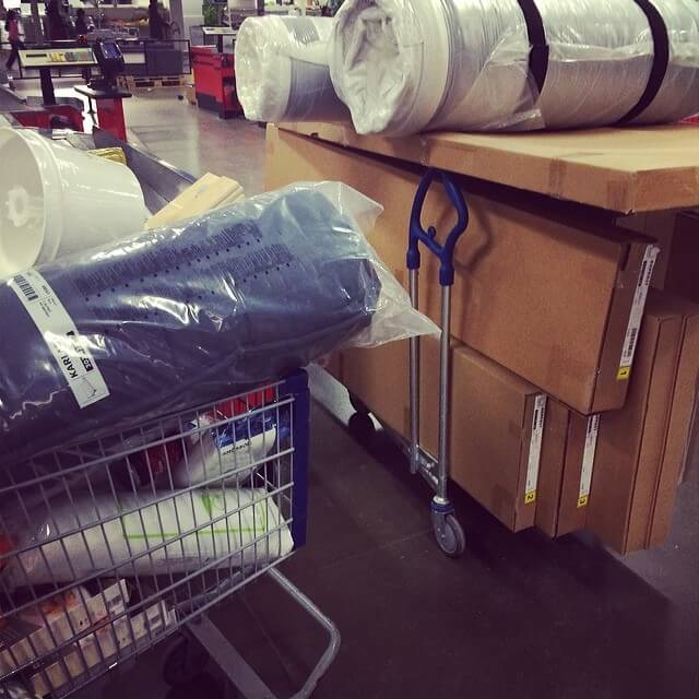 Damn Ikea