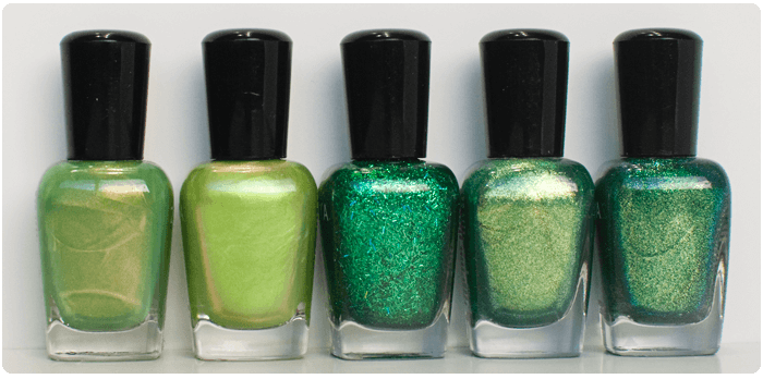 My Nail Polish Collection One Starry Night