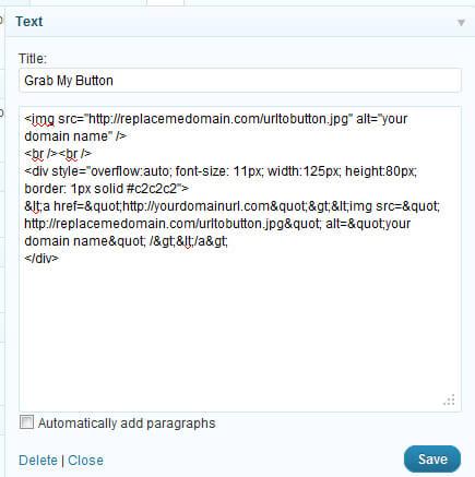 textwidget1