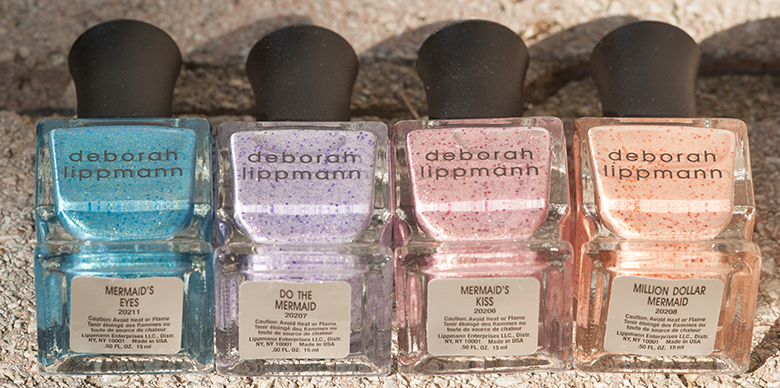 Deborah Lippmann Mermaid Collection
