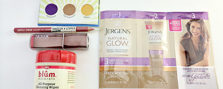 April 2014 Beauty Box 5