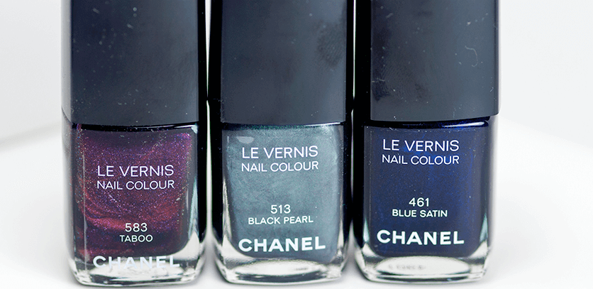 chanel-nail-polish-taboo-black-pearl-blue-satin-bottles