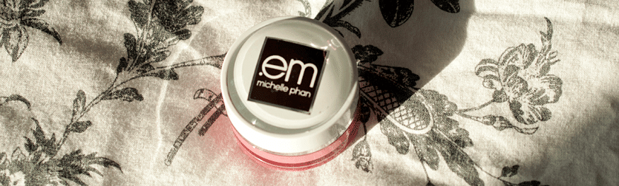 Em Cosmetics Pillow Plush Cushiony Lip Balm Bubblegum Top